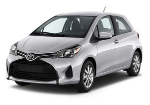 Toyota Yaris or similar